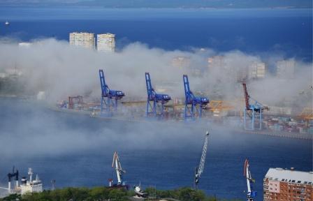 Свободный порт Владивосток привлек 74 млрд рублей прямых инвестиций