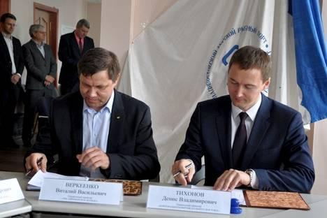 Первые пять соглашений с резидентами Свободного Владивостока