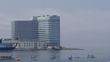 «Хунчжэн» заинтересовалась достройкой гостиницы «Хаятт»