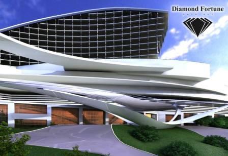 Diamond Fortune Holdings планирует четыре игорных проекта в Приморском крае