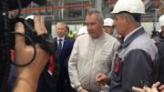 """Дмитрий Рогозин на """"Звезде"""""""