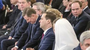 Владимир Путин поменял главу кремлевской администрации