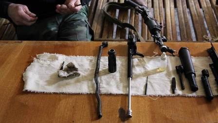 Во Владивостоке ликвидирована оружейная мастерская