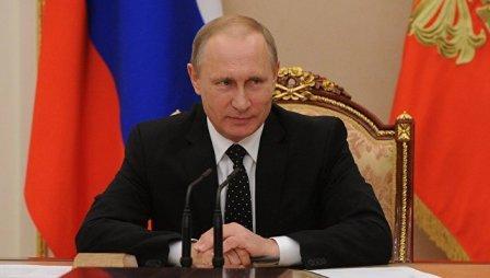 Путин обсудит с членами правительства развитие Дальнего Востока