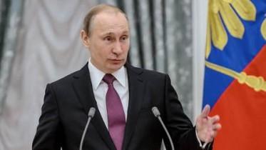 Владимир Путин: Украина переходит к практике террора