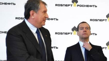 «Башнефть» утекает к Игорю Сечину