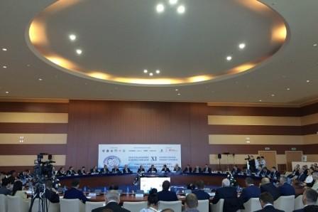 Конгресс рыбаков в Приморье