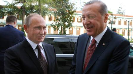 """Открыт путь для """"Турецкого потока"""""""