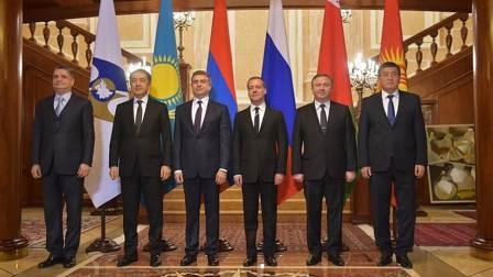 Евразийский союз готов к кодификации