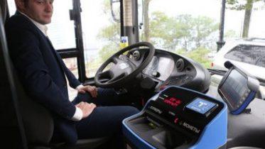 Во Владивостоке создадут систему электронной оплаты в автобусах