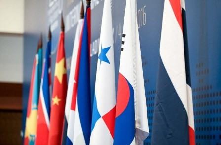 160 иностранных делегаций посетили Приморье