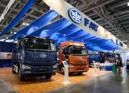 Группа «Сумотори» будет собирать китайские грузовики