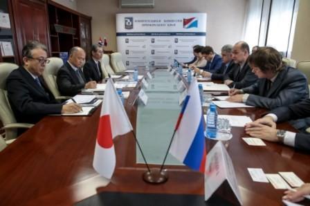 Японцы построят медицинский центр в Приморье