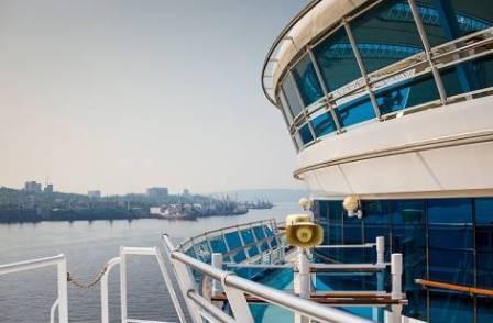 Круизные лайнеры из Японии будут во Владивостоке