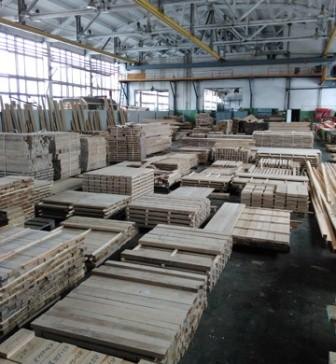 Новое деревообрабатывающее предприятие в порто-франко