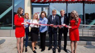 Первый ресторан KFC во Владивостоке