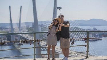 Иностранные туристы осваивают Приморье