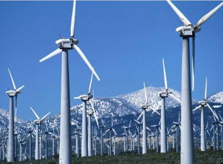 На Чукотке активно развивают ветроэнергетику
