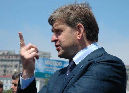 Дарькин хочет строить рыболовецкие суда