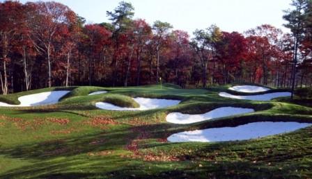 Интеллектуальный эко-сити с гольфом