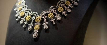 9 тысяч карат алмазного сырья ежемесячно