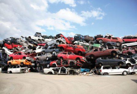 Первый завод по утилизации автомобилей в Приморье