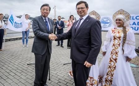 Университет Токай открыл представительство в ДВФУ