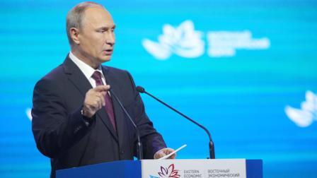 Президент поздравил участников экономического форума во Владивостоке