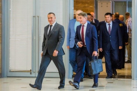 Юрий Трутнев представил нового врио главы Приморья