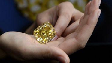 Начался аукцион по продаже алмазов во Владивостоке