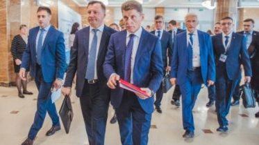 """Олег Кожемяко инициировал проект """"Приморская рыба"""""""