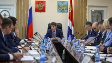 Олег Кожемяко возглавил инвестиционный Совет в Приморье