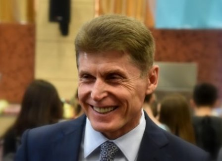 Олег Кожемяко побеждает в первом туре выборов