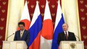 Президенты Японии и России договорились о сотрудничестве
