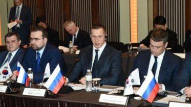 Юрий Трутнев провел встречу с бизнес сообществом Республики Корея