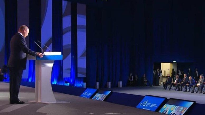 Президент на ВЭФ-2021